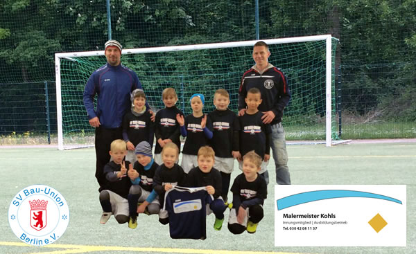 G-Junioren Fussball Berlin BUB